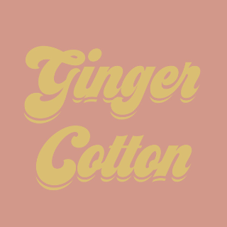 Ginger Cotton