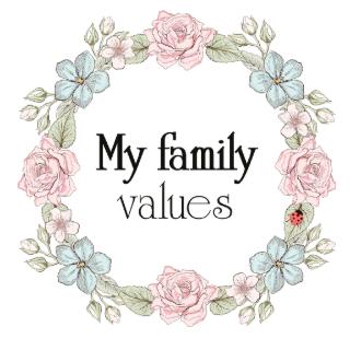 My family values