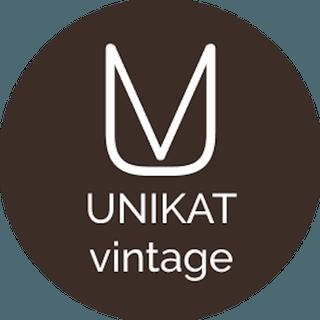 UNIKAT vintage