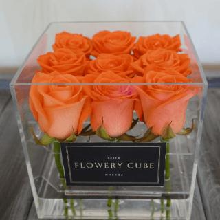 FLOWERY CUBE